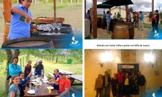 Vinhedo em Santa Sofia e jantar restaurante Mercado Municipal entre os Top 10